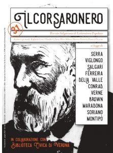 Ilcorsaronero, numero 31 (copertina)